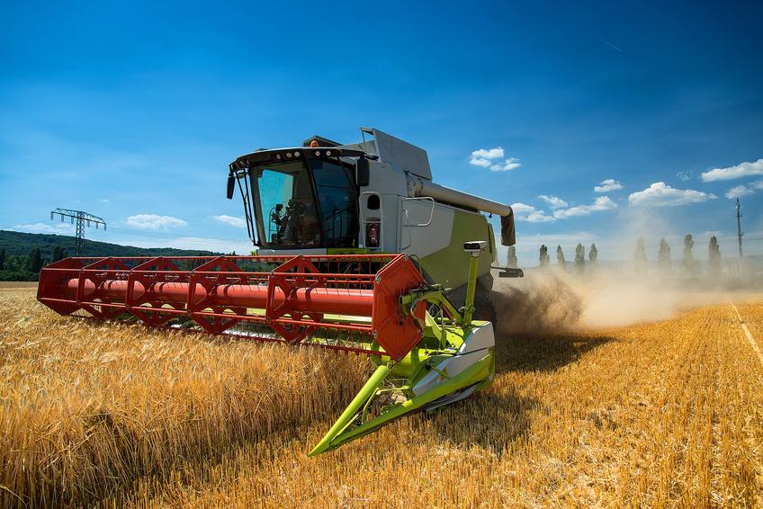 Kilr Beitrag Kritischer Agrarbericht Mähdrescher